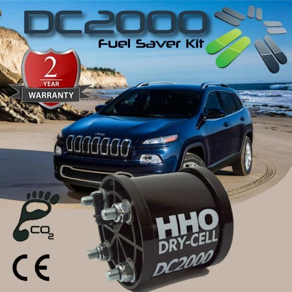 Kit HHO DC2000 para Coches