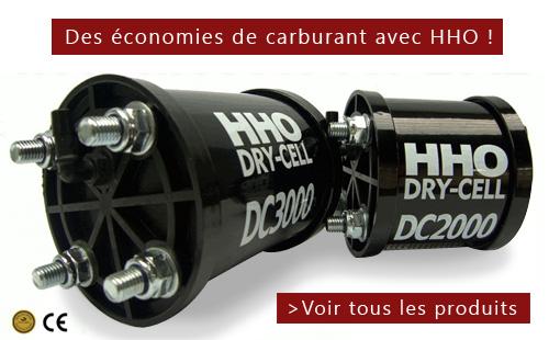 économie de carburant avec un générateur à hydrogène HHO