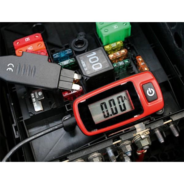 Amperímetro Digital con LCD