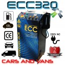 Engine Carbon Cleaner ECC320 - 230V AC